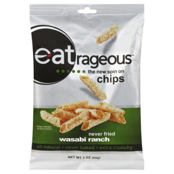 Eatrageous Chips, Wasabi Ranch