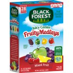 Black Forest Fruity Medleys Fruit Snacks, Mixed Fruit Flavor, 0.8 Ounce Bag, Pack of 28