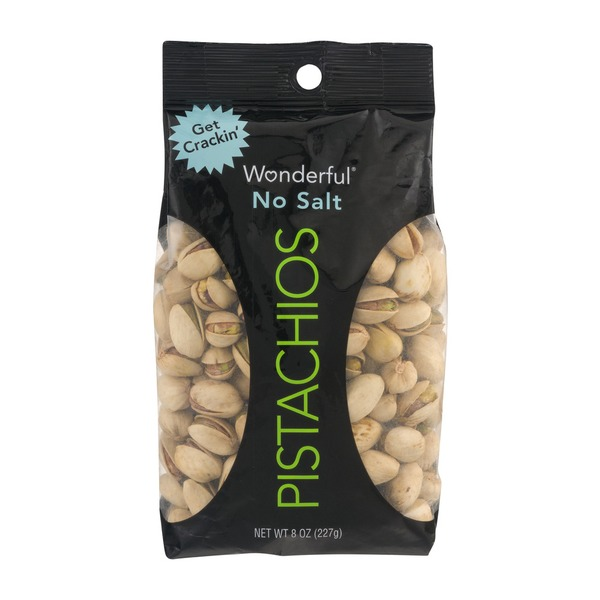 Wonderful Pistachios No Salt