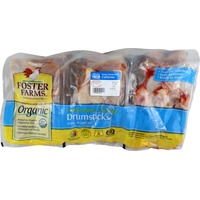 Foster Farms Organic Chicken Drumsticks