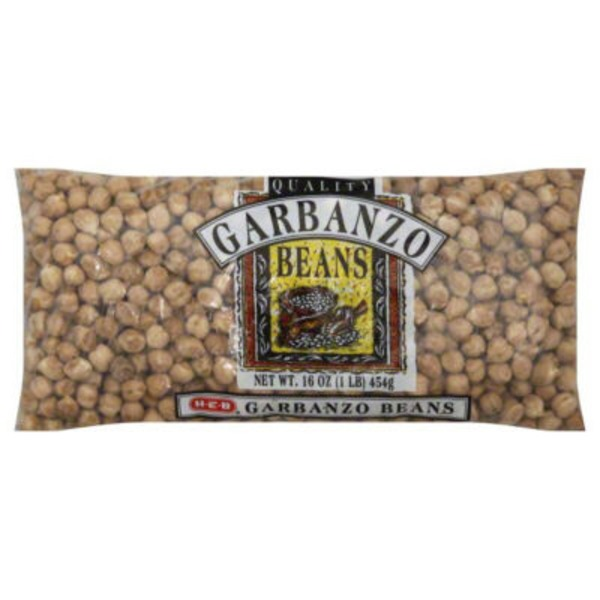 H-E-B Dried Garbanzo Beans