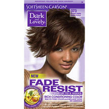 SoftSheen-Carson Dark and Lovely Fade-Resistant Rich Conditioning Color Natural Black Brown Sable