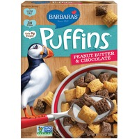 Puffins Peanut Butter & Chocolate Cereal