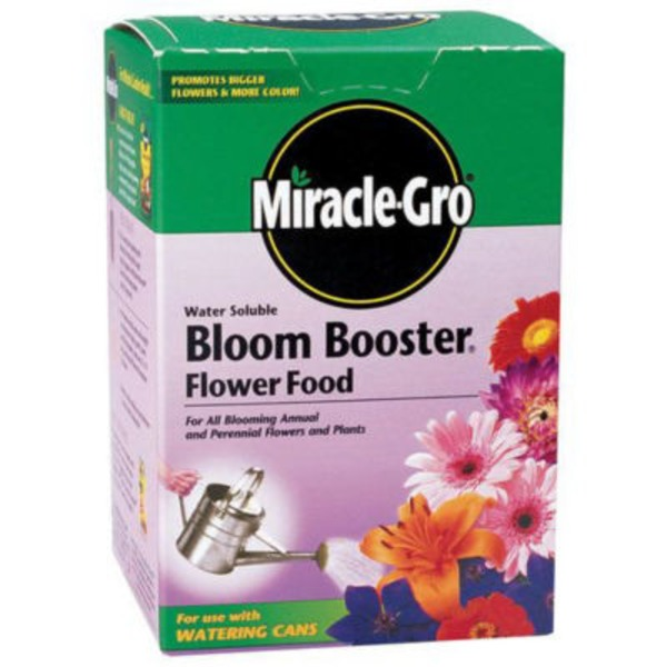 Miracle Gro Bloom Booster Flower Food