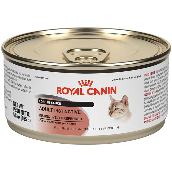 Royal Canin Feline Heath Nutrition Adult Instinctive Loaf in Sauce Wet Cat Food