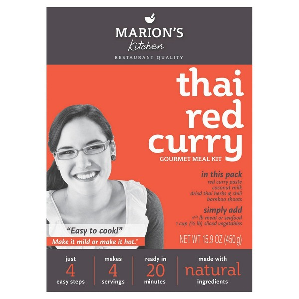Marion's Kitchen Thai Red Curry