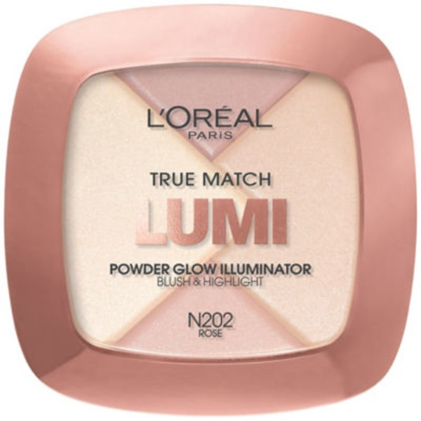 True Match Lumi N202 Rose Lumi Powder Glow Illuminator