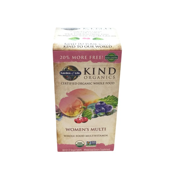 Garden of Life My Kind Organics Women's Multi