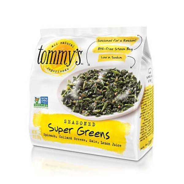 Tommys Super Greens