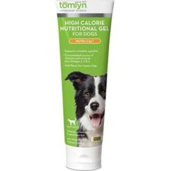 Tomlyn Nutri-Cal High Calorie Nutritional Gel For Dogs