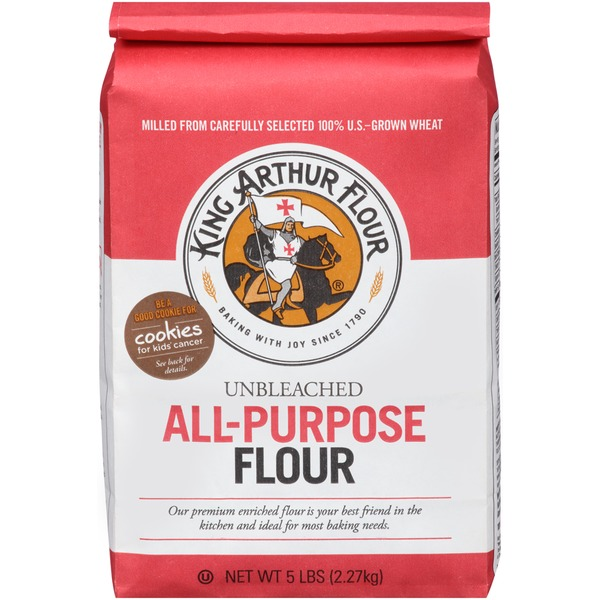 King Arthur Flour All-Purpose Unbleached Flour