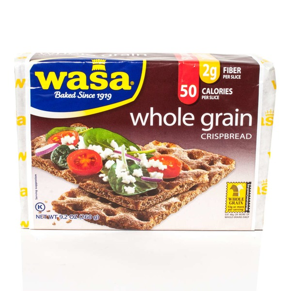 Wasa Sesame Whole Grain Crispbread
