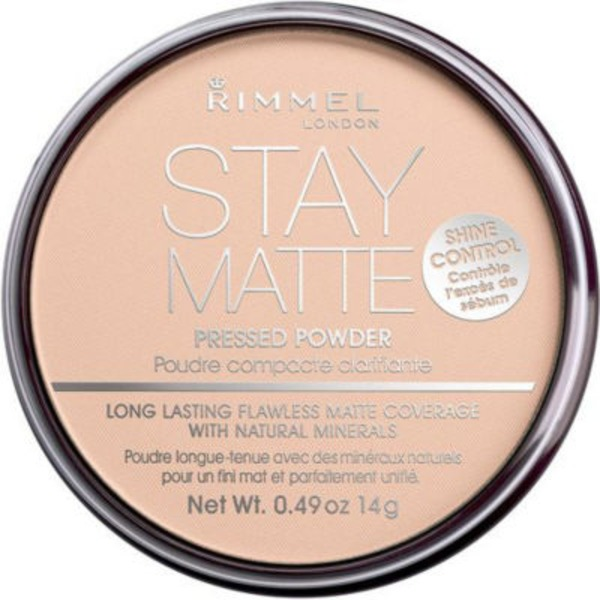 Rimmel Stay Matte Pressed Powder - Creamy Natural 011