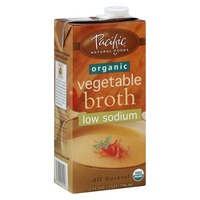 Pacific Organic Low Sodium Vegetable Broth