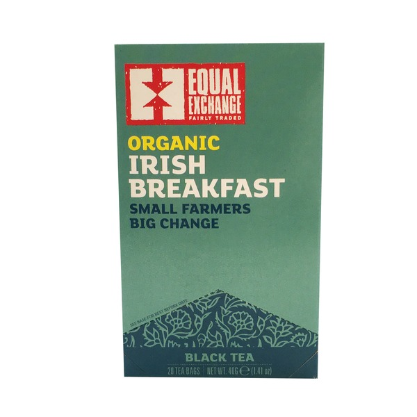 Equal Exchange Organic Irish Breakfast Black Tea