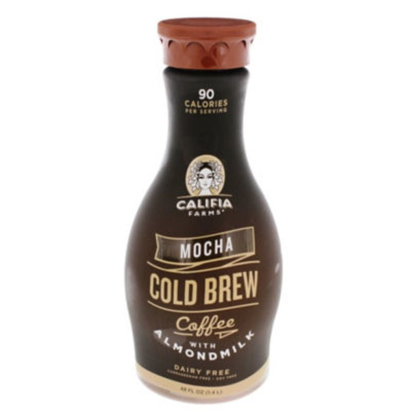 Califia Farms Mocha Cold Brew Coffee with Almondmilk