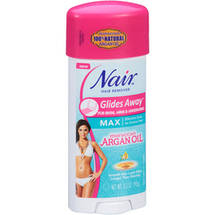 Nair Glides Away Hair Remover for Bikini Arms & Underarms