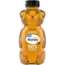 Great Value Clover Honey Bear, 24 oz