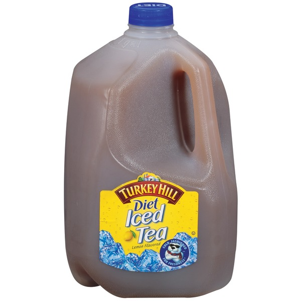 Turkey Hill Lemon Flavored Diet Iced Tea