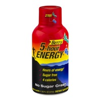 5-Hour Energy Dietary Supplement Berry
