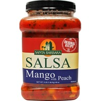 Santa Barbara Winery Mango Peach Salsa