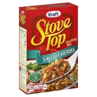 Stove Top Stuffing Mix Savory Herb
