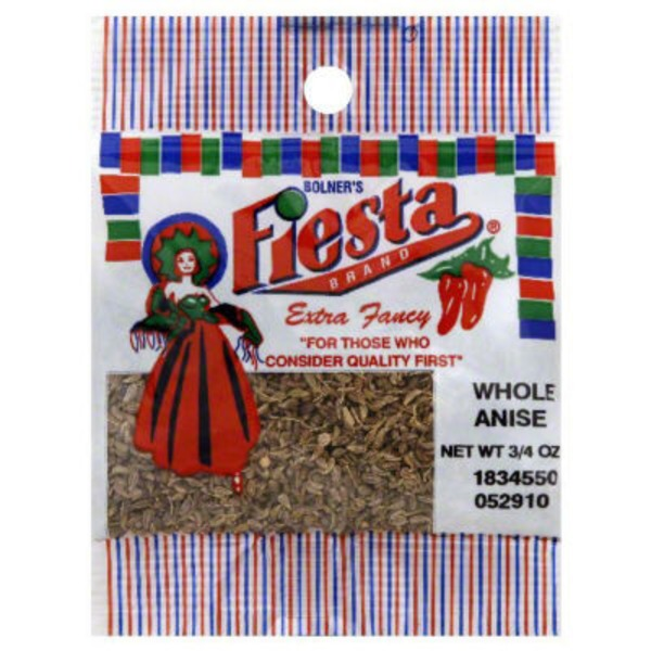 Fiesta Whole Anise