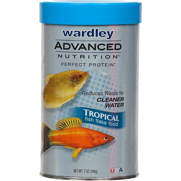 Wardley Fish Flake Food, Tropical