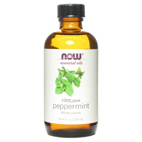 Now 100% Pure Peppermint Oil