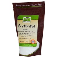 Now Pure Erythritol Sweetener