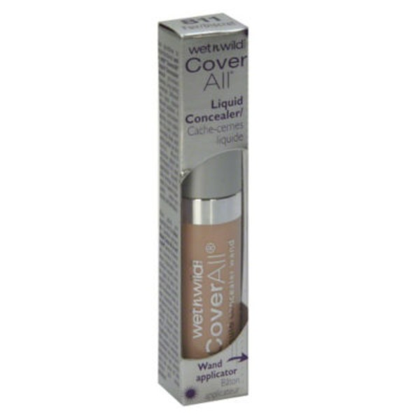 Wet n' Wild Coverall Liquid Concealer Wand 811 Fair