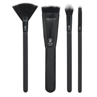 MODA Pro 4pc Iconic Glow Kit, Black