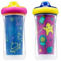 The First Years Insulated Toddler Feeding Sippy Cup