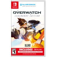 Overwatch Legendary Edition, Activision, Nintendo Switch, 047875884465