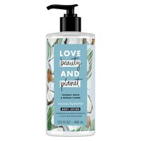 Love Beauty And Planet Luscious Hydration Body Lotion Coconut Water And Mimosa Flower