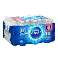 Nestle Pure Life Purified Water, 16.9 Fl. Oz., 35 Count