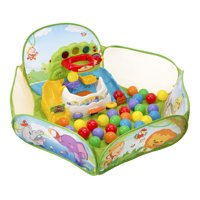 VTech, Pop-a-Balls Drop and Pop Ball Pit, Learning Toy, Ball Toys