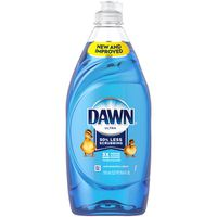 Dawn Ultra Dishwashing Liquid Dish Soap, Original Scent