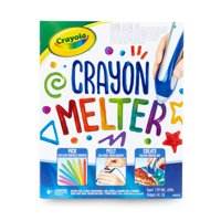 Crayola Crayon Melter Kit with Crayons, Gift for Kids, Ages 8-11