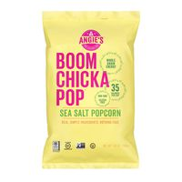 Angie's Sea Salt Popcorn