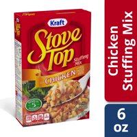 Kraft Stove Top Chicken Stuffing Mix, 6 oz Box