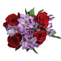 Rose Plus Bouquet, Mini (colors may vary)