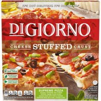 DIGIORNO Cheese Stuffed Crust Supreme Frozen Pizza 26.4 oz. Box