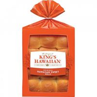 King's Hawaiian Original Hawaiian Sweet Rolls 12PK