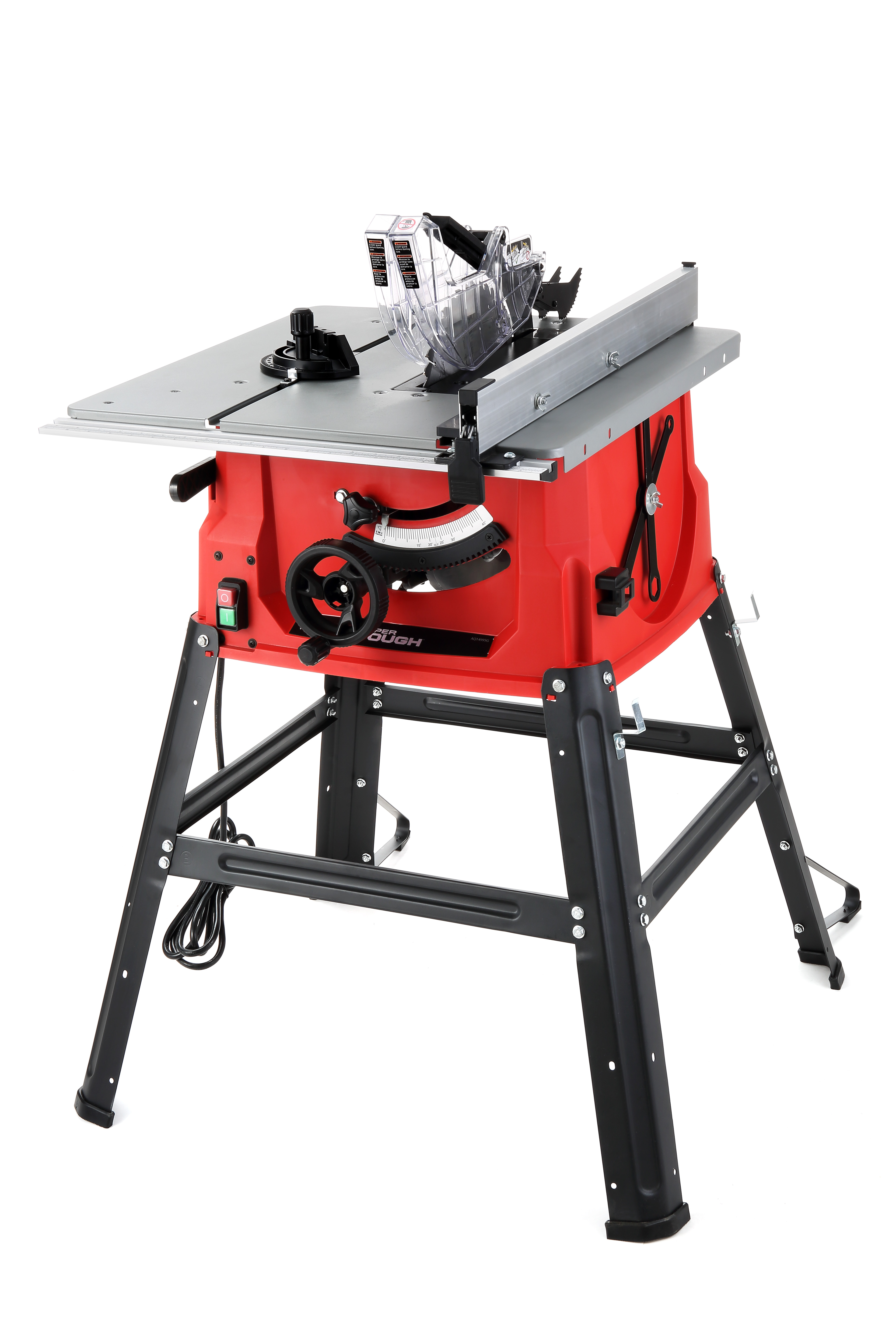 Hyper Tough 15-Amp 10-Inch Table Saw Stand AQ14992G