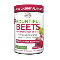 Country Farms bountiful beets powder, wholefood beet extract superfood,10.6 oz., 30 servings (packaging may vary)