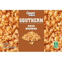 Great Value Southern Hash Browns, 32 oz
