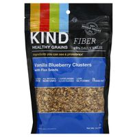 Kind Granola, Vanilla Blueberry, with Flax Seeds