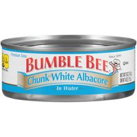Bumble Bee Premium Chunk White Albacore in Water
