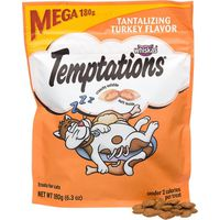 Temptations Tantalizing Turkey Flavor Cat Treats